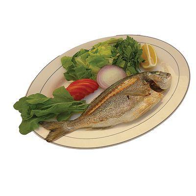 Çipura: Akdeniz ve Ege kıyılarında yaygın olan çipuraya seyrek de olsa Marmara'da da rastlanır. Ege'de Kasım, Akdeniz'de ise ekim ve aralık ayları arasında üreme mevsimine girer. Boyları ortalama 25-35 cm. arasındadır. Eti az kılçıklı, sert ve beyaz olan çipura Türk mutfağının en özel lezzetlerinden biridir. Özelikle ızgarası çok lezzetli olur. Temmuz-Ağustos ayları balığın en lezzetli olduğu dönemdir.