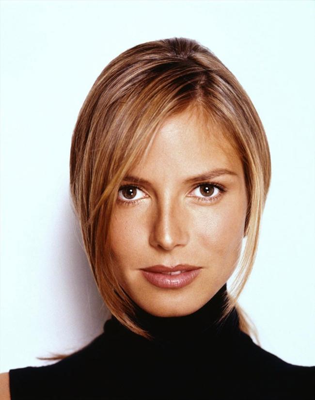 Heidi Klum - $ 70 milyon.