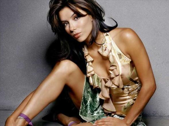 34 yaşındaki Eva Longoria