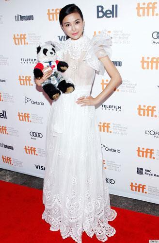 Çinli oyuncu Yao Xingtong  hiç beklemediği bir anda 'ters ışık'ın kurbanı oldu.