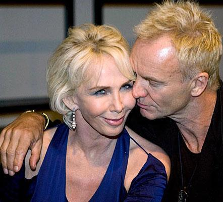 İlk eşinden 2 çocuk sahibi olan Sting'in ikinci eşi Trudie Styler'dan da 4 çocuğu bulunuyor.