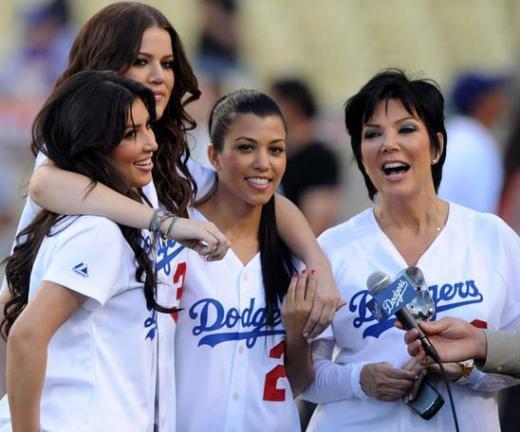 KRIS KARDASHIAN Sosyete güzeli ve reality show yıldızı Kim Kardashian'ın da bir çok kardeşi var. Annesi Kris'in ilk evliliğinden doğan çocukları Kim, Khloe ve Kourtney.