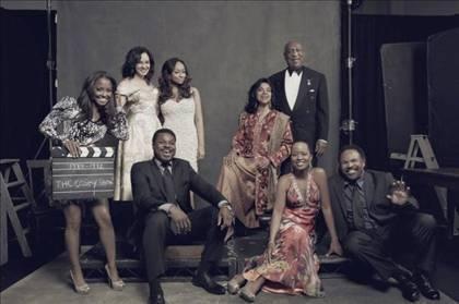 Cosby Show ekibi