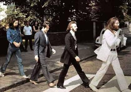 Abbey Road shooting