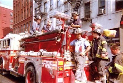 Steve Buscemi after 9/11