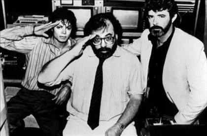 Jackson, FF Coppola & George Lucas