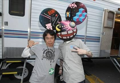Shigero Miyamoto & Deadmau5