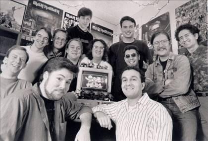 Blizzard Entertainment 1991 a.d.