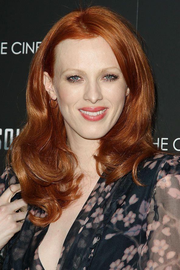 2013'ün en trend kırmızı saçları! - 11