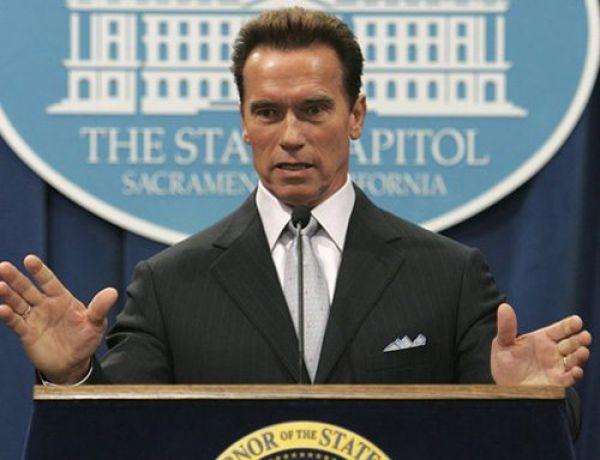 Arnold Schwarzenegger – IQ 135