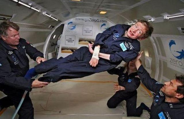 Stephen Hawking – IQ 160