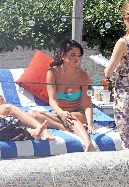 Selena Gomez fena yakalandı! - 31