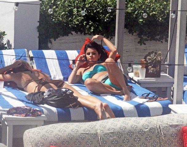 Selena Gomez fena yakalandı! - 51