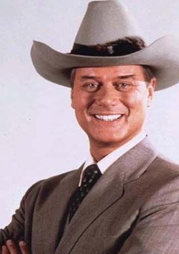 Dallas'ın JR'ı Larry Hagman 1978 ile 1991 yılları arasında dizide rol aldı.