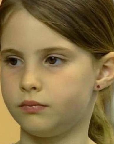 Ailenin en küçük kızını canlandıran Ilgar, 2000 doğumlu..