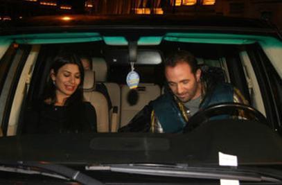 Şancı, Önder Açıkbaş ile yaşadığı aşkla da magazin gündeminin ilk sıralarında yer aldı.