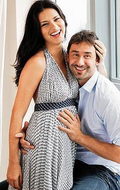 Çift, 2009 yılında dünyaevine girdi.