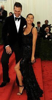 Dünyanın en çok kazanan mankeni unvanını elinde bulunduran Gisele Bundchen de Tom Brady ile evli.