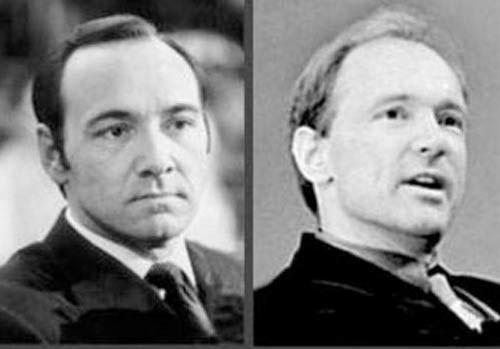 Kevin Spacey Lee - Tim Berners