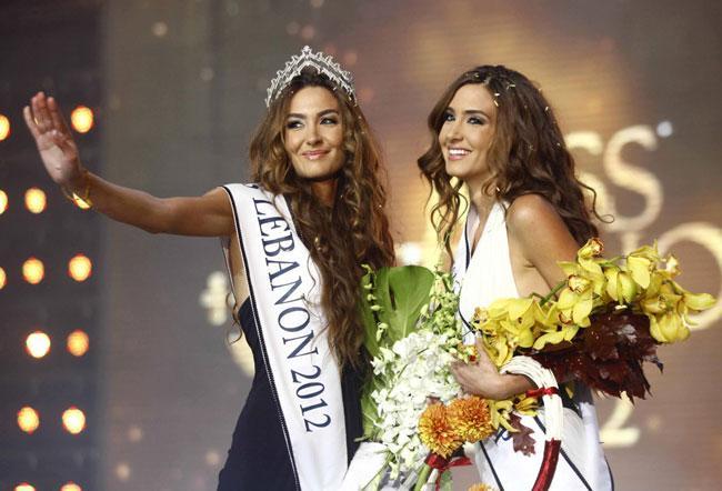 Rina ve Romy, Lübnan'ın Nancy Ajram gibi ünlü sanatçıların yer aldığı jüriden tam not alırken izleyiciler yarışmanın sonucunu büyük bir coşkuyla karşıladı.