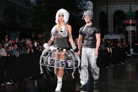 Dünyanın en büyük moda şovu! - 26