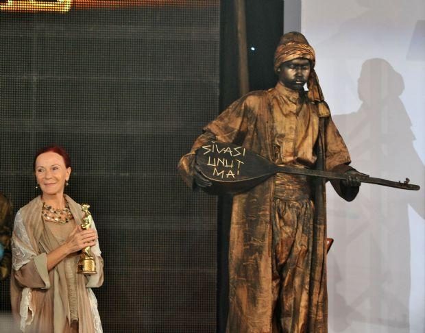 Altın Portakal ödülleri verildi - 54