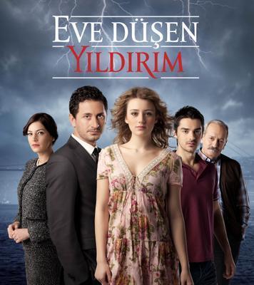 EVE DÜŞEN YILDIRIM Miss Turkey birincisi Gizem Karaca'nın da rol aldığı dizi, amca kızları Muazzez için karşı karşıya gelen iki kardeşin hikayesini analtıyor.