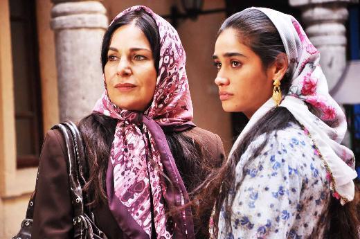 Dizinin bazı sahneleri için ise İstanbul ve Tekirdağ'da kurulan setler kullanılıyor.
