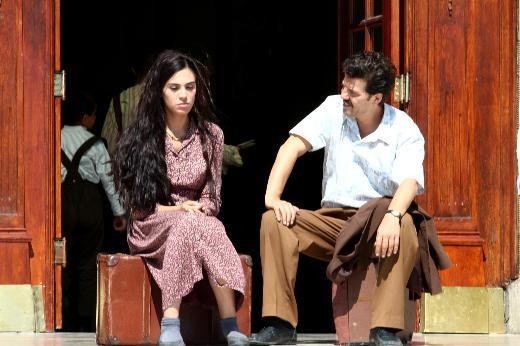Dizinin çekimleri Adana'da yapılıyor.