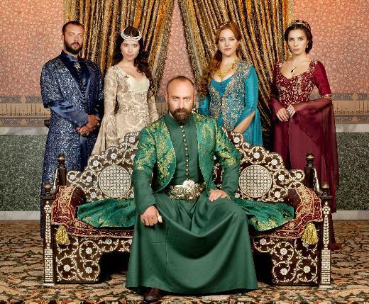MUHTEŞEM YÜZYIL Kanuni Sultan Süleyman'ın hükümdarlık döneminin ve Hürrem Sultan ile olan ilişkisinin anlatıldığı dizi Star Tv'de ekranlara geliyor.