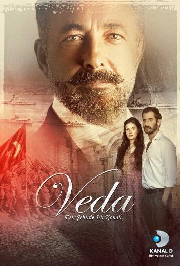 VEDA Kanal D'nin yeni sezondaki iddialı yapımlarından olan Veda'da başrolleri Mehmet Aslantuğ ve Fahriye Evcen üstleniyor.