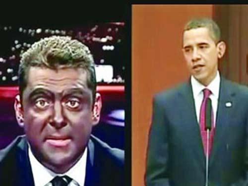 """'Obama Gökhan' uyarı aldı Flash TV, """"Obama Gökhan"""" nedeniyle RTÜK'ten uyarı cezası aldı."""