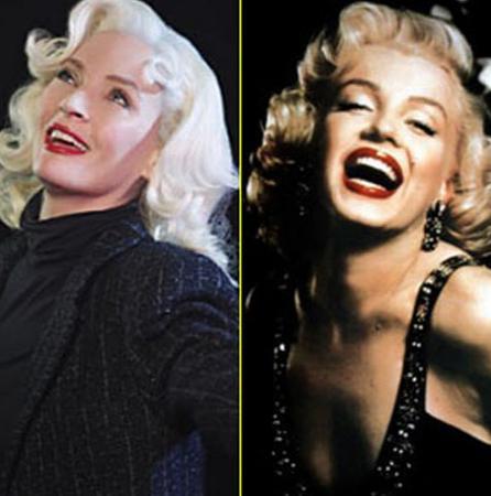 Efsane yıldız dünyada hala en çok taklit edilen ikonların başında geliyor.  ABD'de NBC kanalında yayınlanan yeni müzikal dizi 'Smash'de Uma Thurman 5 özel bölümde oynayacak. Thurman dizide Marilyn Monroe'yu canlandırmıştı.