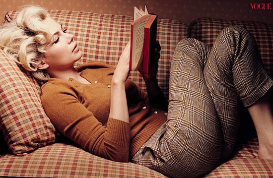 Marilyn Monroe'yu 'yaşatan' ünlüler - 7