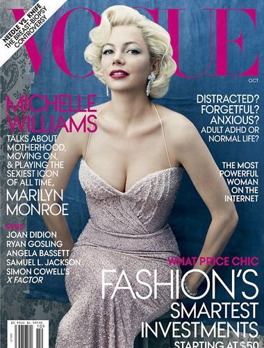 Marilyn Monroe'yu 'yaşatan' ünlüler - 10