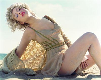 Marilyn Monroe'yu 'yaşatan' ünlüler - 14