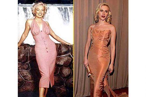 Marilyn Monroe'yu 'yaşatan' ünlüler - 18