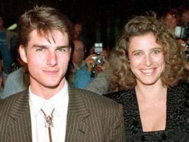 Tom Cruise ile eski eşi Mimi Rogers arasında da yaş farkı vardı.