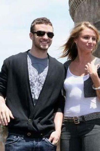35 yaşındaki Diaz, kendisinden 11 yaş genç Justin Timberlake ile aşk yaşamıştı.