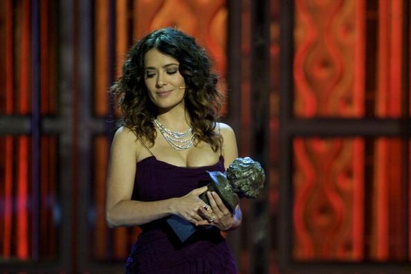 Hollywood'un Meksika asıllı yıldızı Salma Hayek, ilginç açıklamasıyla şaşırttı.
