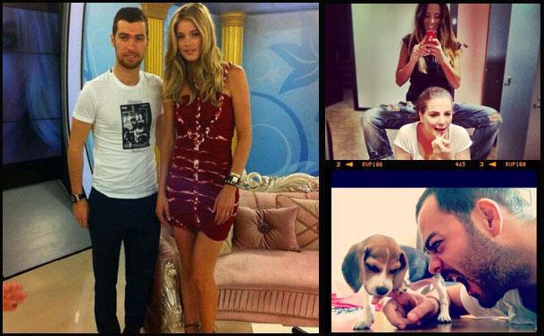 Ünlülerin objektifinden 18 Ekim 2012'nin Instagram fotoğrafları ve ilginç yorumları...