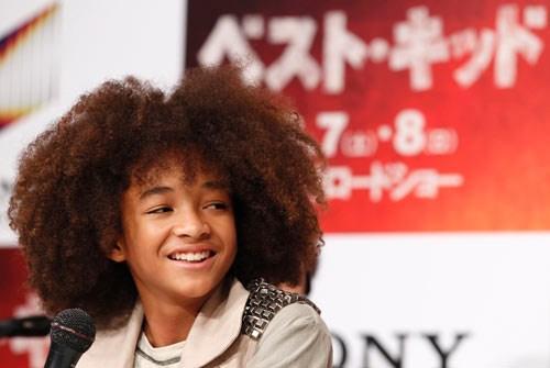 Son Karate Kid Jaden, oyunculuğuyla babası Will Smith'i aratmıyor.