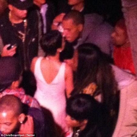Rihanna ile Chris Brown yeniden! - 1
