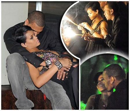Rihanna ile Chris Brown yeniden! - 6
