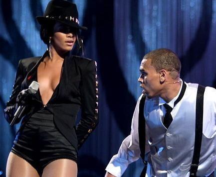 Rihanna ile Chris Brown yeniden! - 9