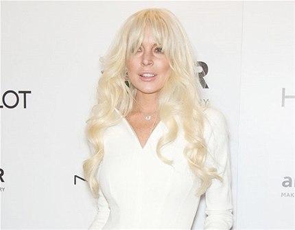 Genç yaşında saçını berbat eden Lindsay Lohan'ın neden böyle bir iş yaptığını asla anlayamadık... (Photo:Getty)