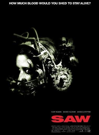 SAW / TESTERE Psikolojik gerilim filmi Testere 133 kalori yaktırıyor. James Wan ve Leigh Whannell tarafından yazılan filmi James Wan yönetti.   2004 yılında vizyona girene Testere'nin devam filmleri de çekildi.
