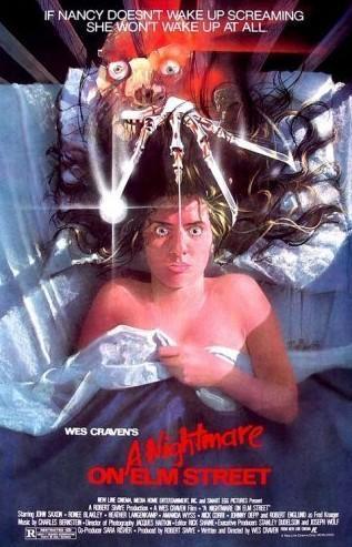 A NIGHTMARE ON ELM STREET / ELM SOKAĞI KÂBUSU Wes Craven tarafından yazılıp yönetilen film 118 kalori yakmanızı sağlıyor.   1984 yapımı filmde John Saxon, Heather Langenkamp, Ronee Blakley, Amanda Wyss, Jsu Garcia, Robert Englund ve Johnny Depp gibi oyuncular rol aldı.