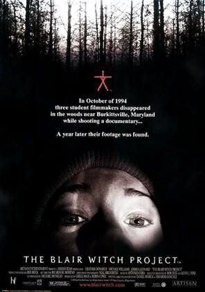 THE BLAIR WITCH PROJECT / BLAIR CADISI