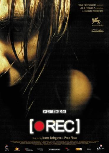[REC]  Paco Plaza ile Jaume Balagueró birlikte yönettiği film 101 kalori yaktırıyor. Filmde Manuela Velasco, Ferrán Terraza, Jorge-Yamam Serrano, Pablo Ross, David Vert gibi oyuncular rol aldı.